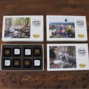 Bellafina Chocolates Original Long Island Tea truffles 8pc