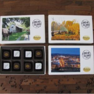 Bellafina Chocolates Original Long Island Tea truffles gift