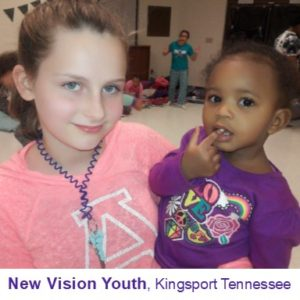 Bellafina Chocolates supports New Vision Youth