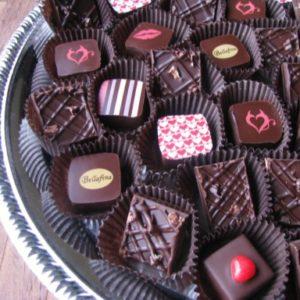 Bellafina Chocolates I LOVE YOU chocolates