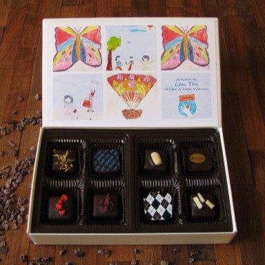 Bellafina Chocolates SOW Vietnam 8pc