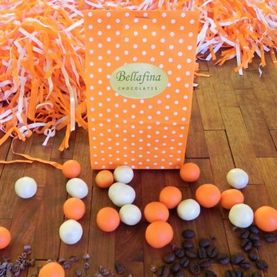 Bellafina Chocolates Game Day Espresso Beans