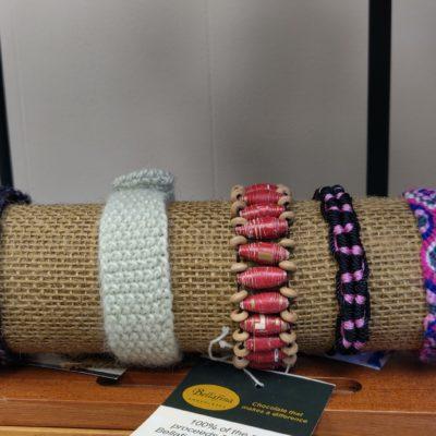 Bracelets to benefit SOW