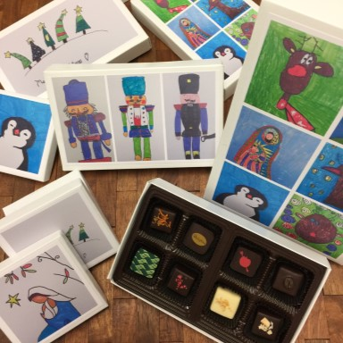 Bellafina Chocolates Young Artist St Dominics variety