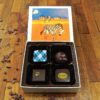 Bellafina Chocolates StDom Zebra 4pc